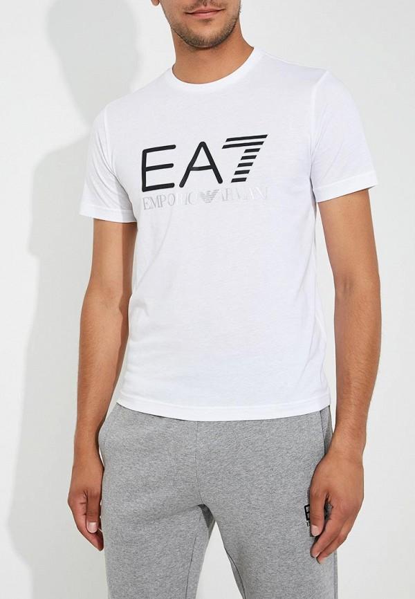 Футболка EA7 EA7 EA002EMBOAK4 футболка ea7 ea7 ea002ewbodx8