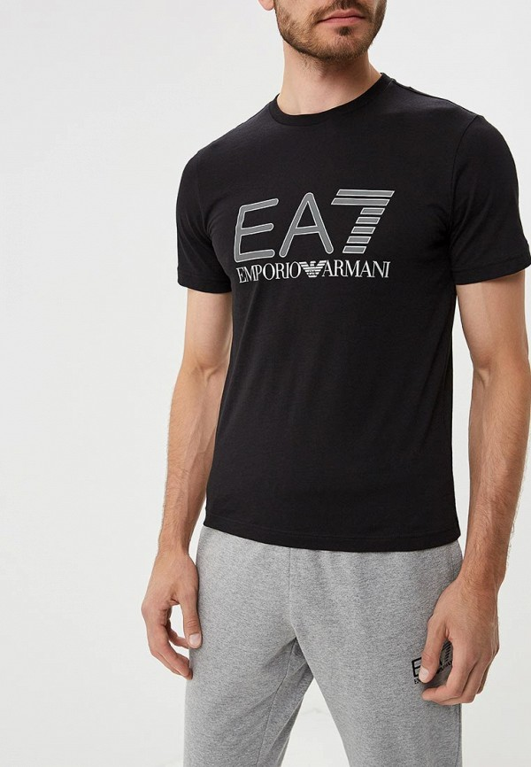 Футболка EA7 EA7 EA002EMBOAK5 футболка ea7 ea7 ea002emuei37