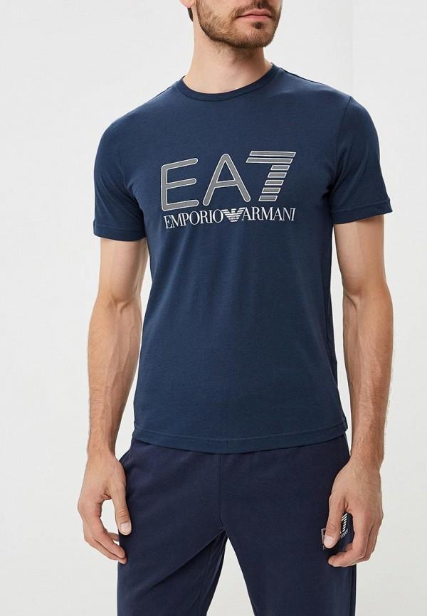 Футболка EA7 EA7 EA002EMBOAK6 футболка ea7 3zpt66 pjl8z 2805