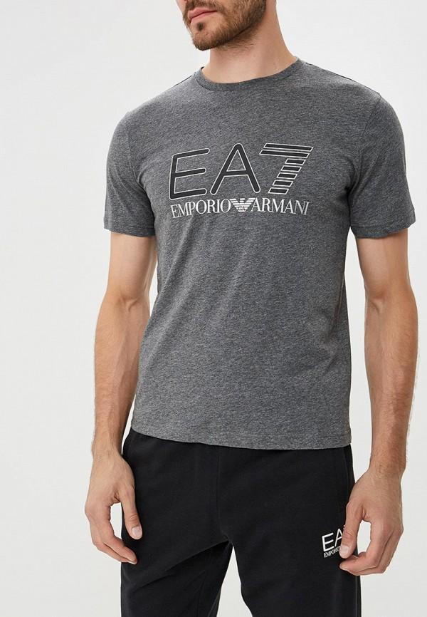 Футболка EA7 EA7 EA002EMBOAK7 футболка ea7 футболка