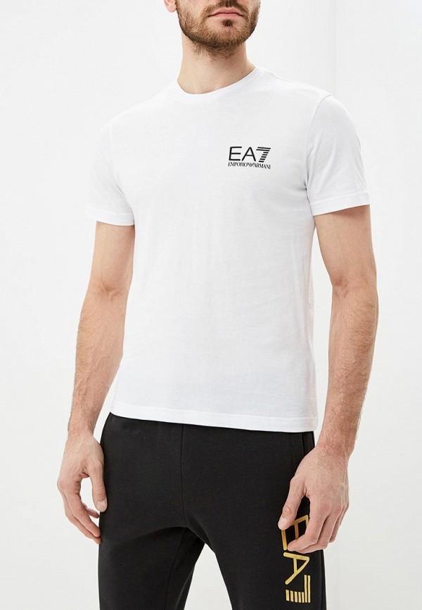 Футболка EA7 EA7 EA002EMBOAL0 футболка ea7 ea7 ea002ewuek68