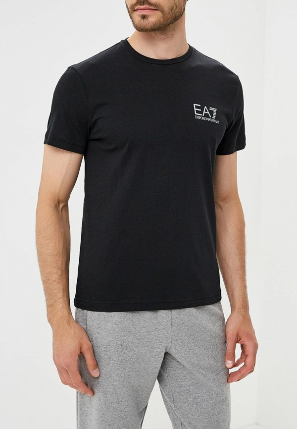 Футболка EA7 EA7 EA002EMBOAL1 футболка ea7 ea7 ea002ewuek68