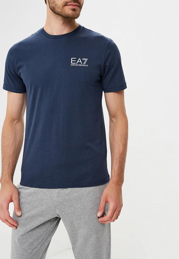 Футболка EA7 EA7 EA002EMBOAM7 футболка мужская fine 219 1325 ax ck ea7 aj
