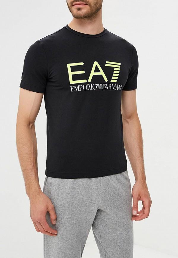 Футболка EA7 EA7 EA002EMBOAN4 футболка ea7 ea7 ea002emuei08