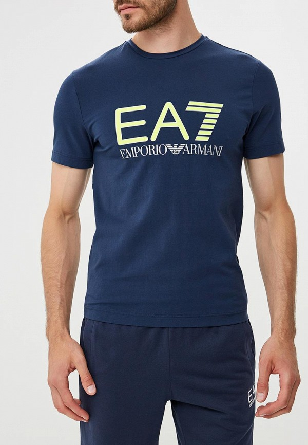 Футболка EA7 EA7 EA002EMBOAN5 футболка ea7 ea7 ea002emboao2