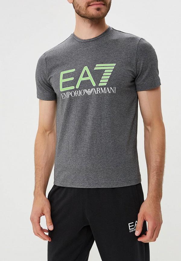 Футболка EA7 EA7 EA002EMBOAN6 футболка ea7 3ztt71 tj12z 1200