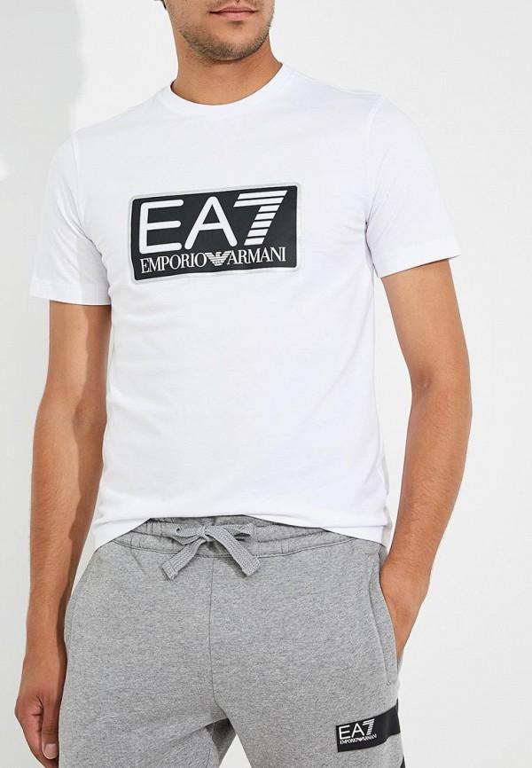 Футболка EA7 EA7 EA002EMBOAN7 футболка ea7 ea7 ea002emboao2