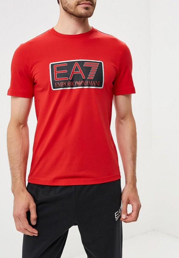 Футболка EA7 EA7 EA002EMBOAN9 футболка ea7 футболка