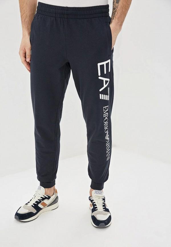 мужские спортивные спортивные брюки ea7, синие