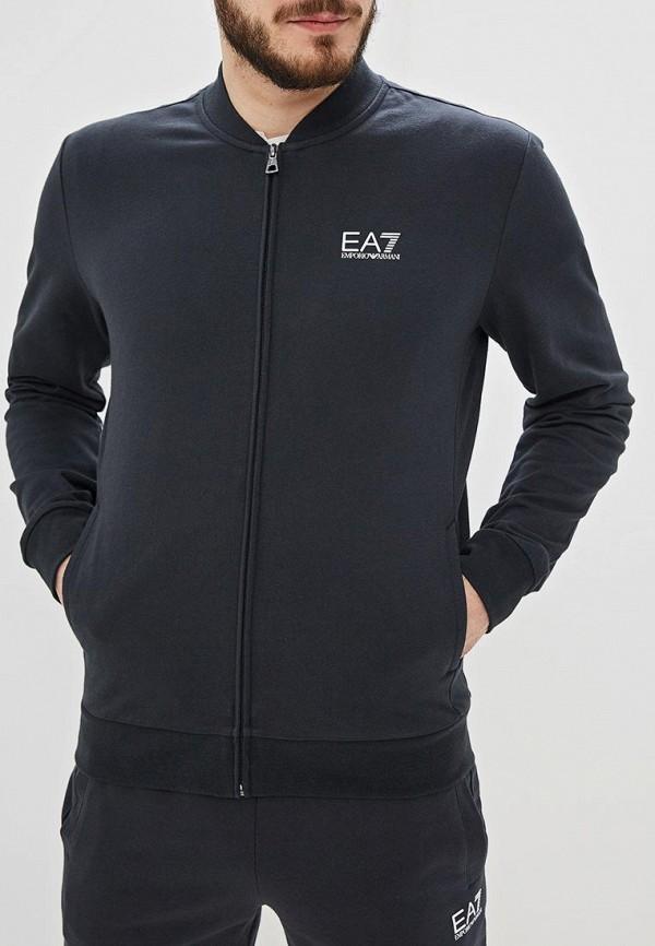 Олимпийка EA7 EA7 EA002EMDQWY9 олимпийка ea7 ea7 ea002emdqwx7