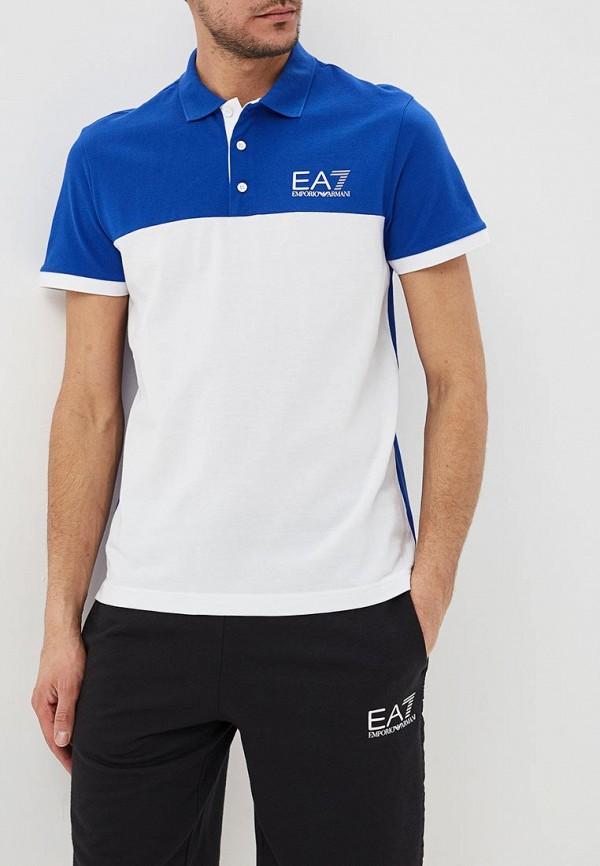 где купить Поло EA7 EA7 EA002EMDQXA1 по лучшей цене