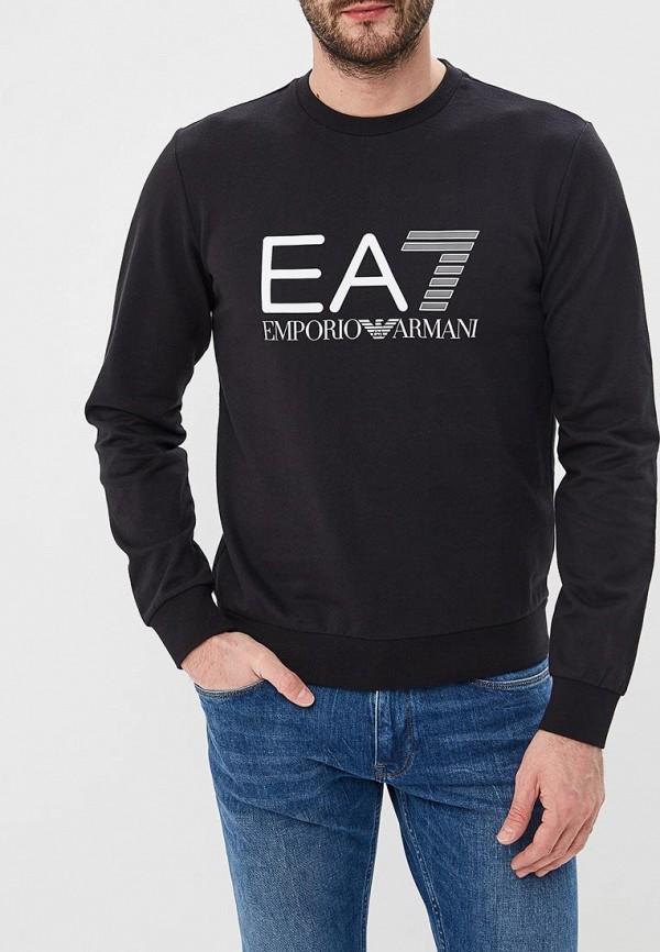 Свитшот EA7 EA7 EA002EMDQXD6 пуховик ea7 ea7 ea002emuee50