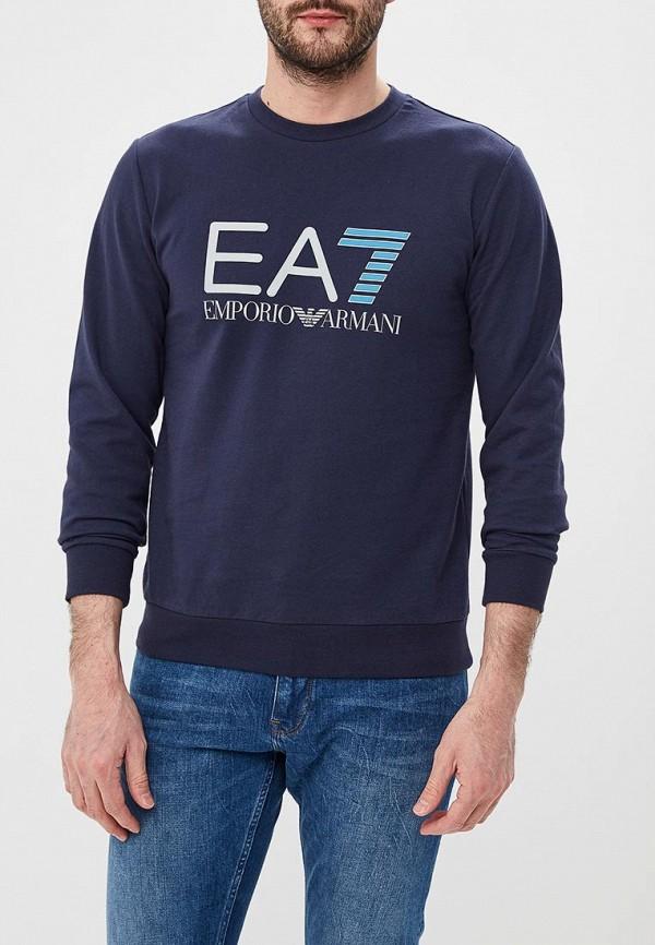 Свитшот EA7 EA7 EA002EMDQXD8 свитшот ea7 ea7 ea002ewuek03