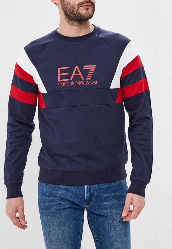 Свитшот EA7 EA7 EA002EMDQXE0 свитшот ea7 ea7 ea002ewuek03