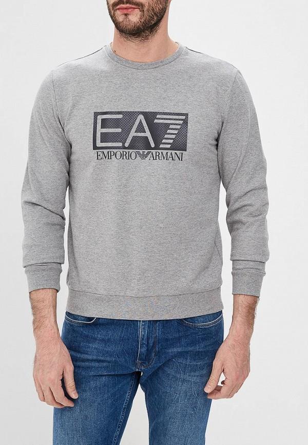 Свитшот EA7 EA7 EA002EMDQXE6 свитшот ea7 ea7 ea002ewuek03