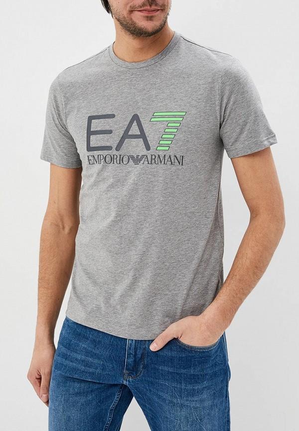Футболка EA7 EA7 EA002EMDQXF6 футболка ea7 ea7 ea002emuei37