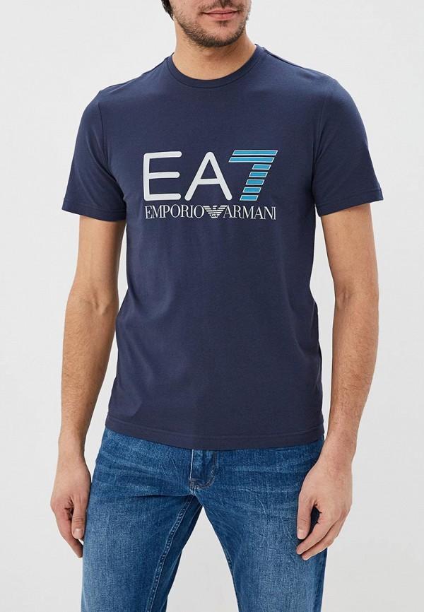 Футболка EA7 EA7 EA002EMDQXF7 футболка ea7 ea7 ea002ewbody7