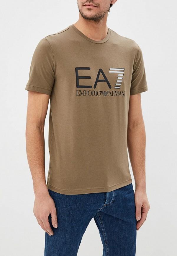 Футболка EA7 EA7 EA002EMDQXF8 цена