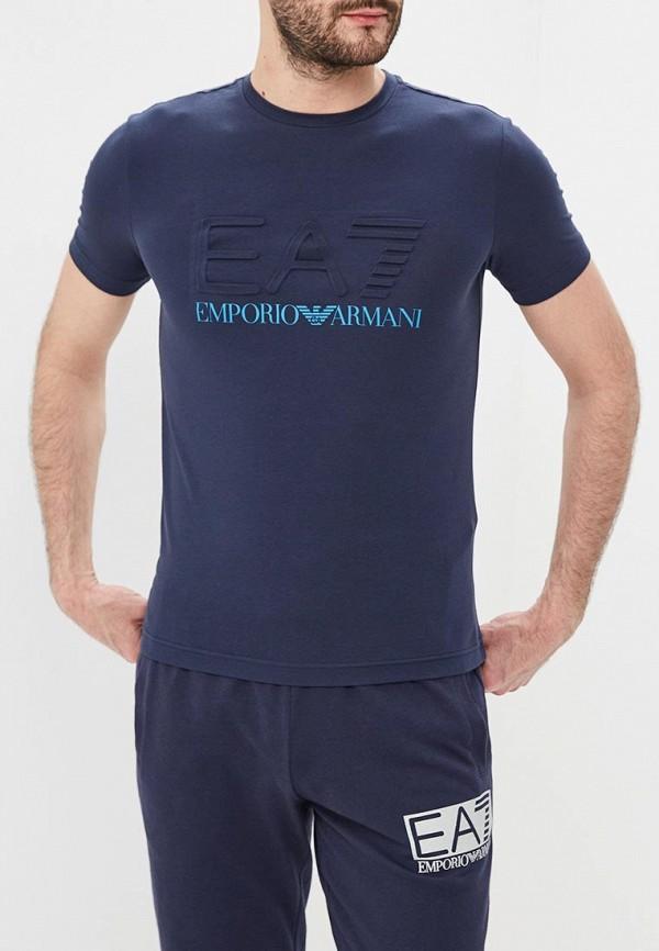 Футболка EA7 EA7 EA002EMDQXG3 футболка ea7 3ztt71 tj12z 1200