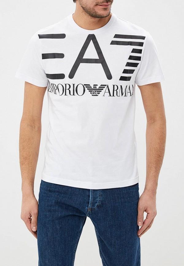 Футболка EA7 EA7 EA002EMDQXH1 футболка ea7 ea7 ea002emuei37