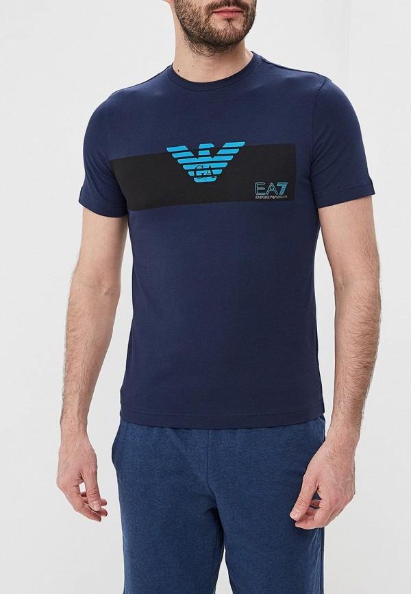 Футболка EA7 EA7 EA002EMDQXI1 футболка ea7 ea7 ea002emuei37