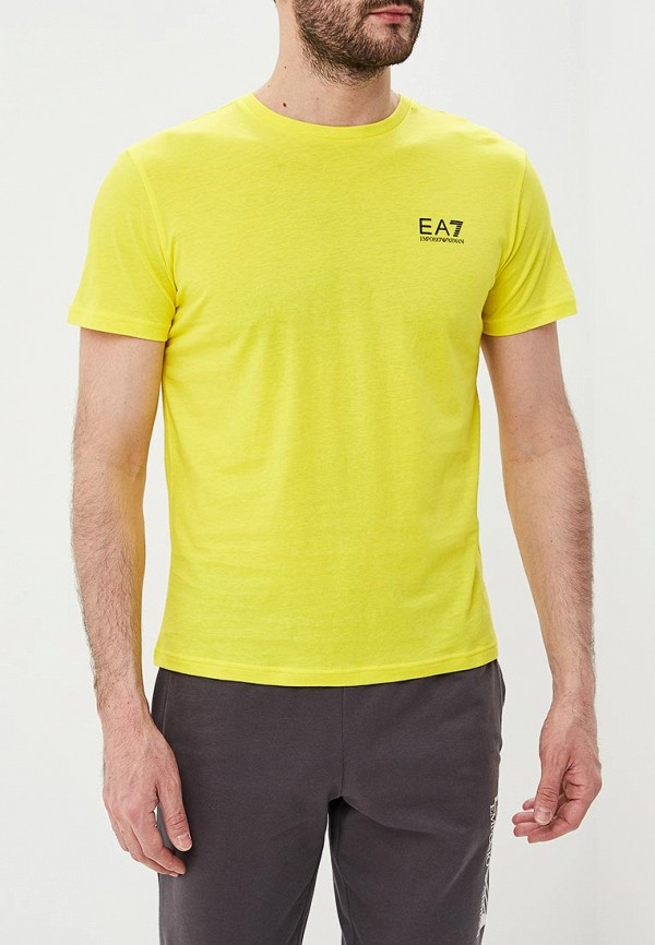 Футболка EA7 EA7 EA002EMDQXK2 футболка ea7 ea7 ea002emuei37