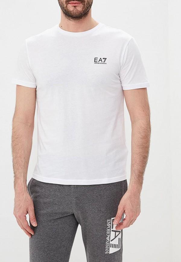 Футболка EA7 EA7 EA002EMDQXL0 футболка ea7 ea7 ea002emuei37