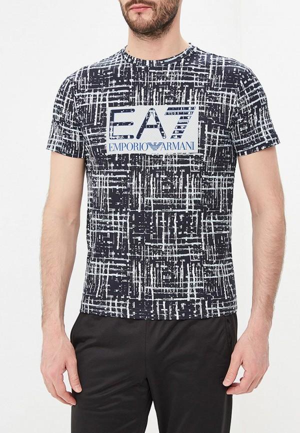 Футболка EA7 EA7 EA002EMDQXM1 цена