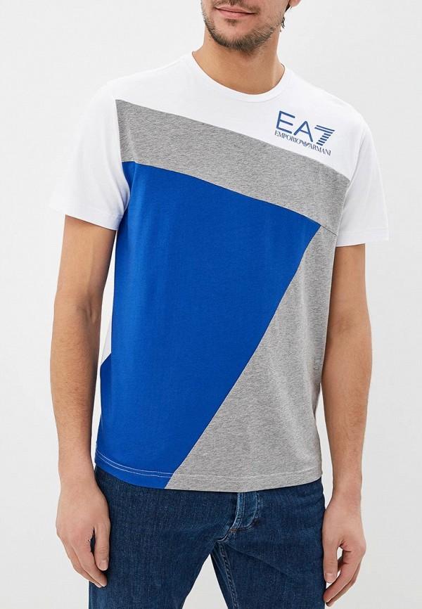 Футболка EA7 EA7 EA002EMDQXM9 футболка ea7 ea7 ea002ewbody7