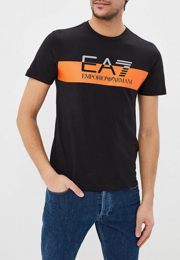Футболка EA7 EA7 EA002EMDQXN0 цена