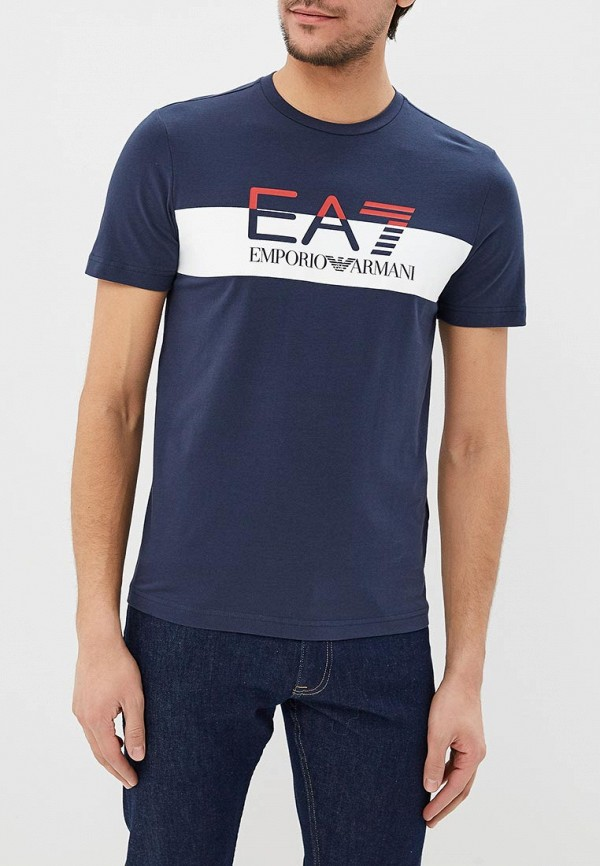 Футболка EA7 EA7 EA002EMDQXN1 футболка ea7 ea7 ea002emuei37