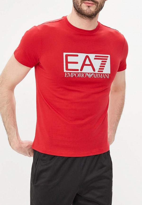 Футболка EA7 EA7 EA002EMDQXO1 футболка ea7 ea7 ea002emdqxo4