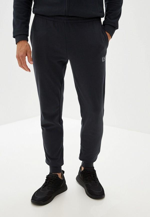 мужские спортивные брюки ea7, синие