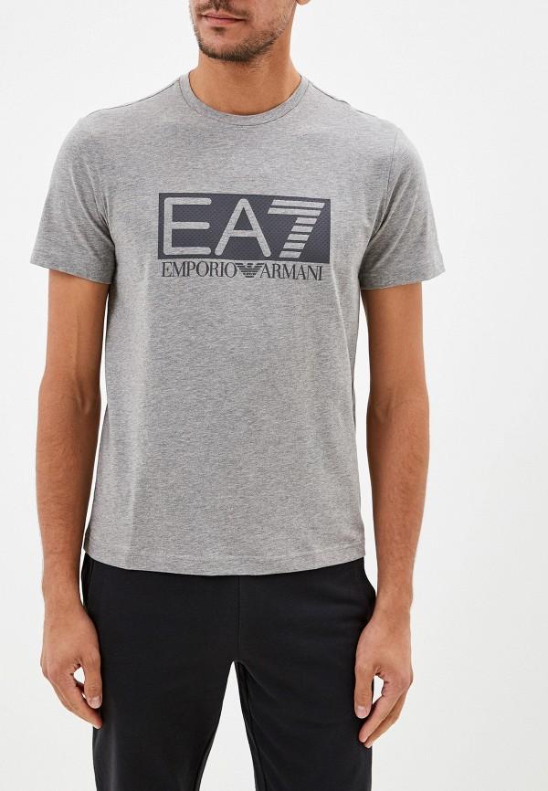Футболка EA7 EA7 EA002EMFXFM5 футболка ea7 ea7 ea002ewdqyy4