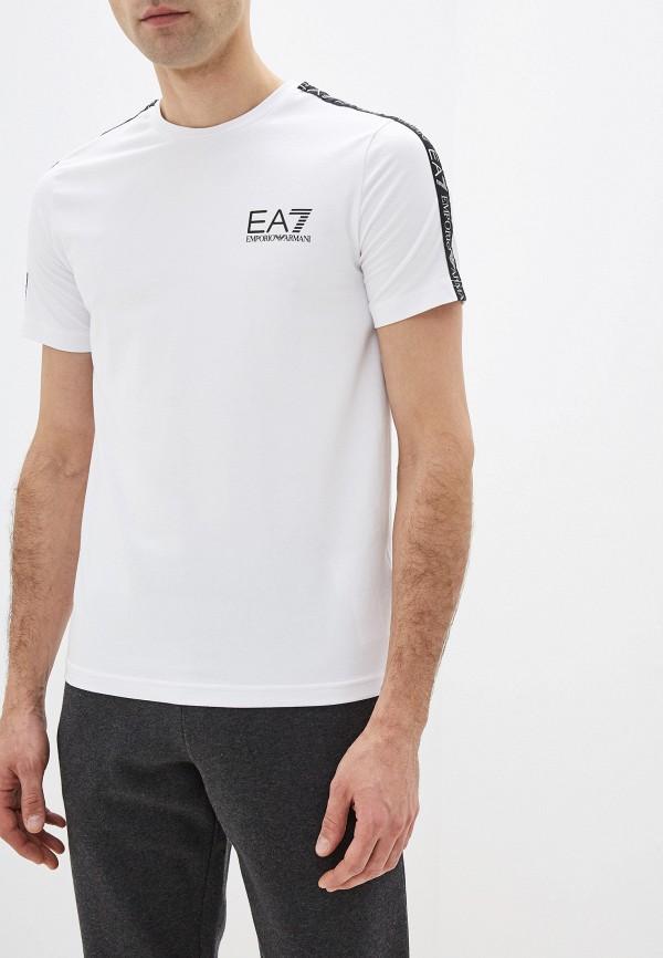 Фото - Футболка EA7 EA7 EA002EMFXFN1 футболка ea7 ea7 ea002ewdqyz1