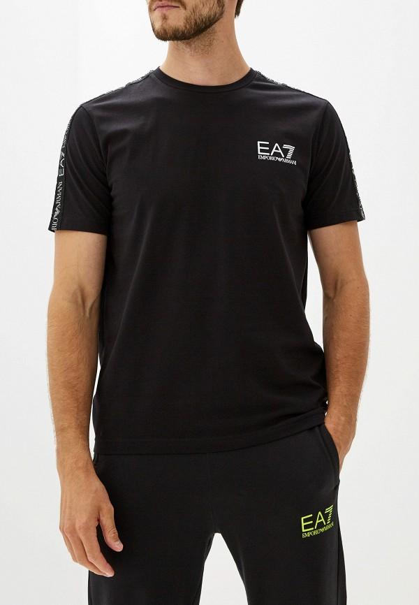 Футболка EA7 EA7 EA002EMFXFN2 футболка ea7 ea7 ea002emdqxo4