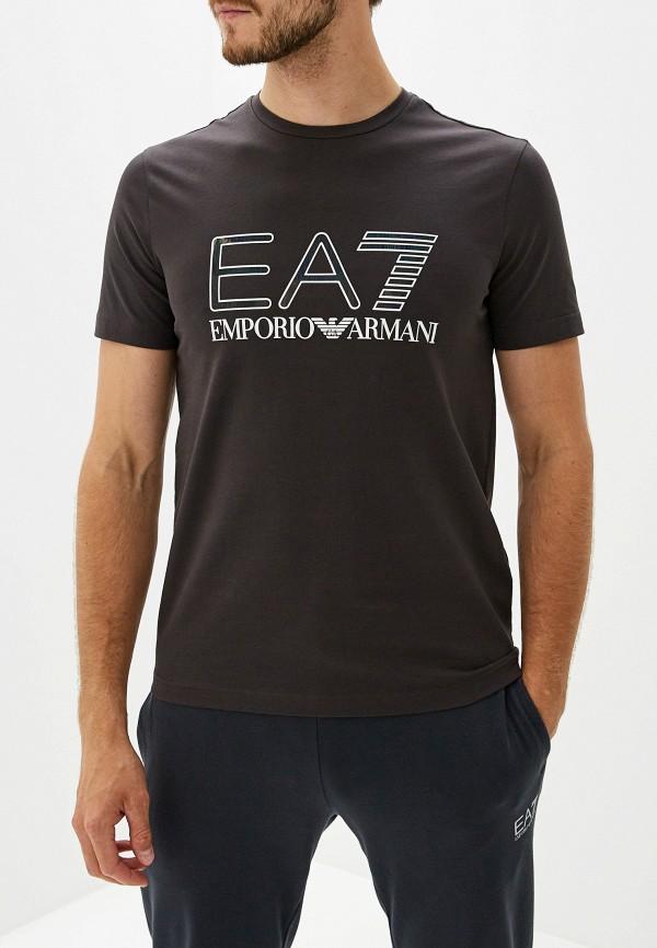 Футболка EA7 EA7 EA002EMFXFN6 цена