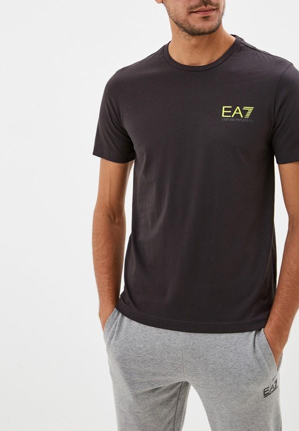 Футболка EA7 EA7 EA002EMFXFN9 футболка ea7 ea7 ea002ewdqyy4