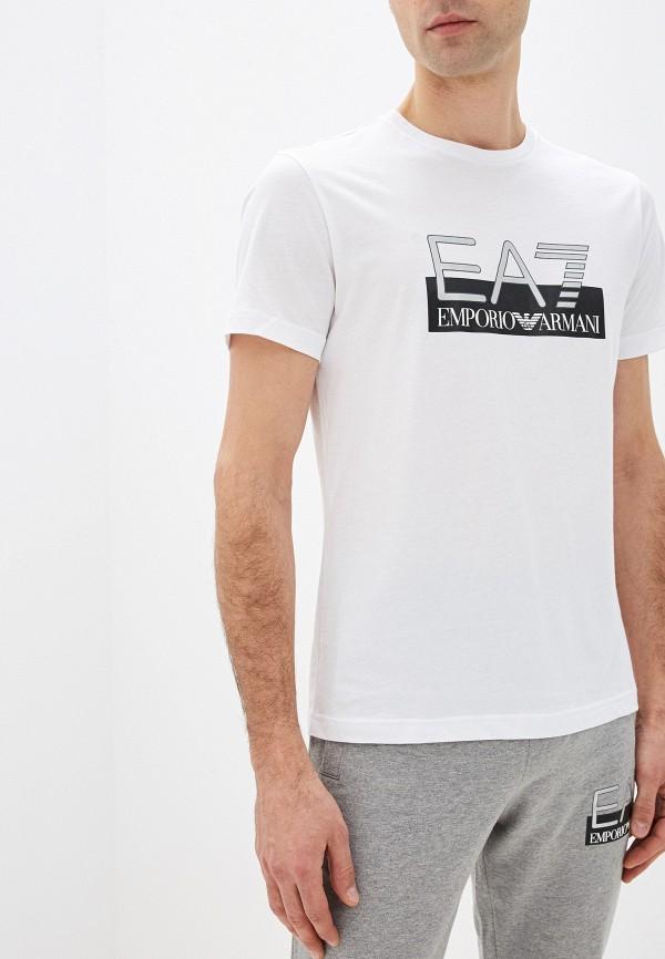 Футболка EA7 EA7 EA002EMFXFO8 футболка ea7 ea7 ea002emboam3