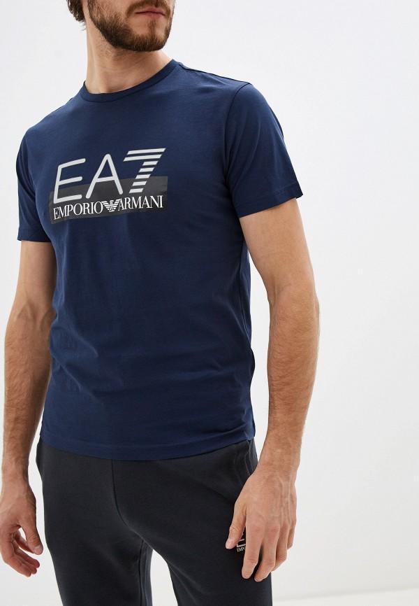Футболка EA7 EA7 EA002EMFXFP2 футболка ea7 ea7 ea002emboam3