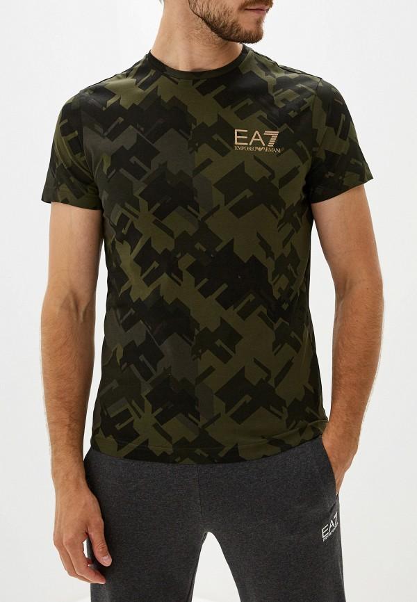 Футболка EA7 EA7 EA002EMFXFR3 футболка ea7 ea7 ea002emboam3