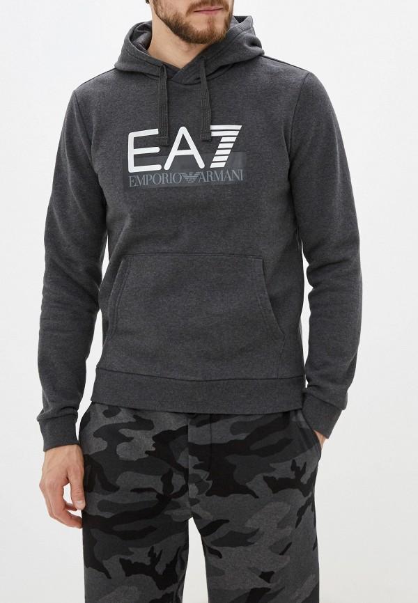Толстовка EA7 EA7 EA002EMFXFS0 толстовка ea7 ea7 ea002egrab99