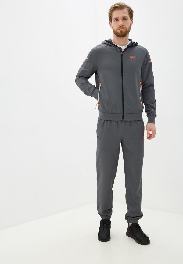 мужской спортивный костюм ea7