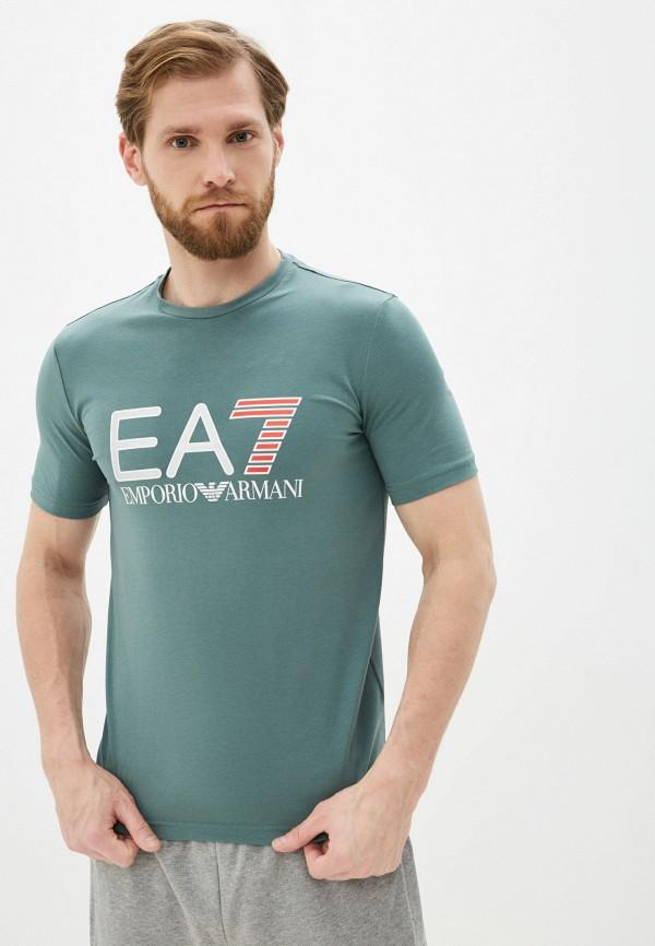 Футболка EA7 EA7 EA002EMHLFS5 цена