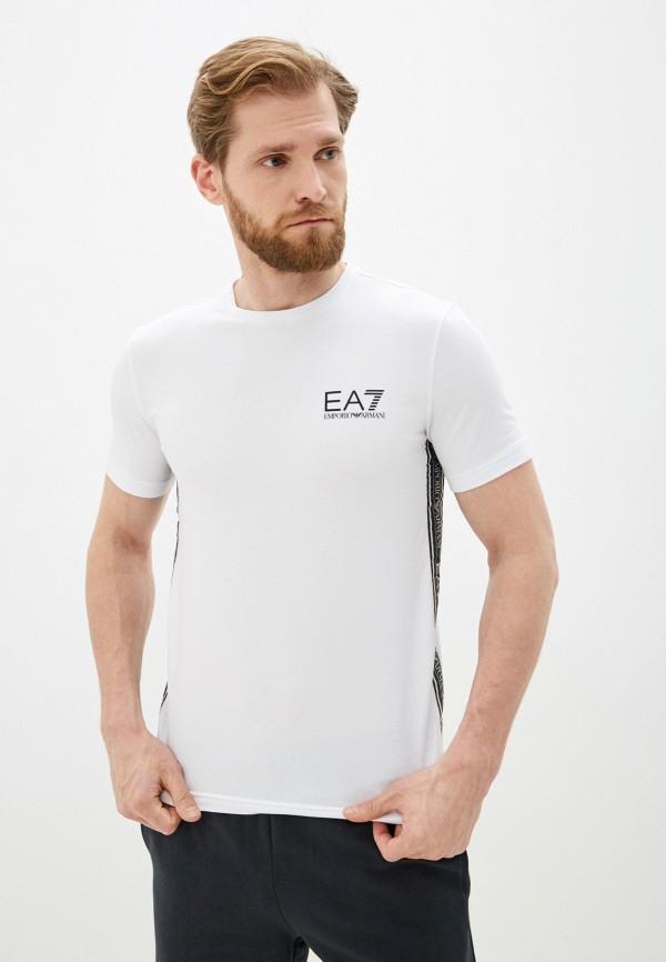 Футболка EA7 EA7 EA002EMHLGI1 цена