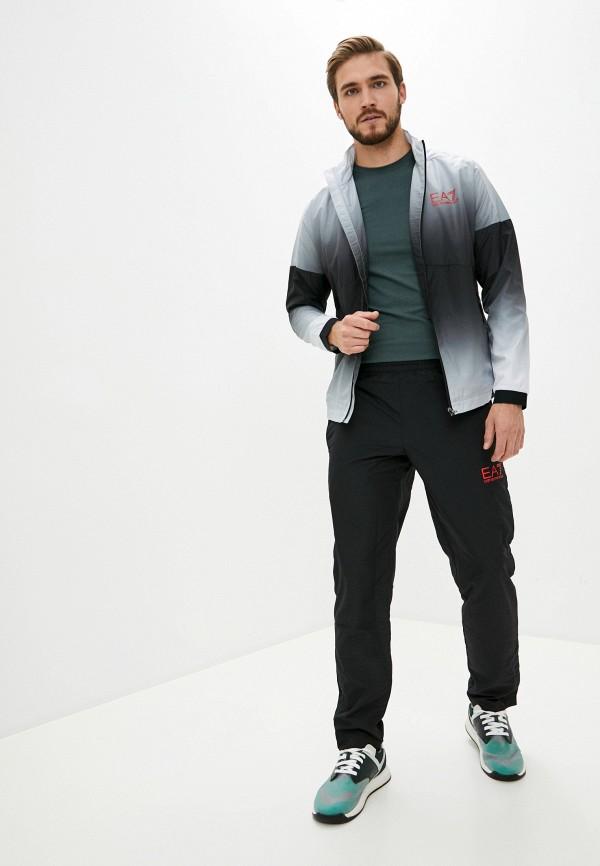 мужской спортивный костюм ea7, разноцветный