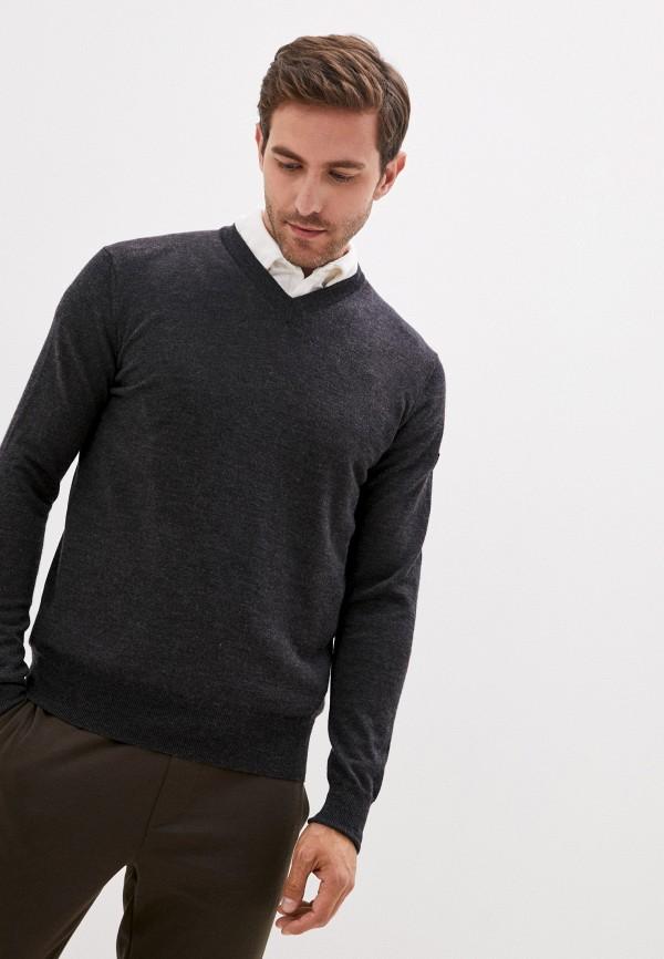 мужской пуловер ea7, серый