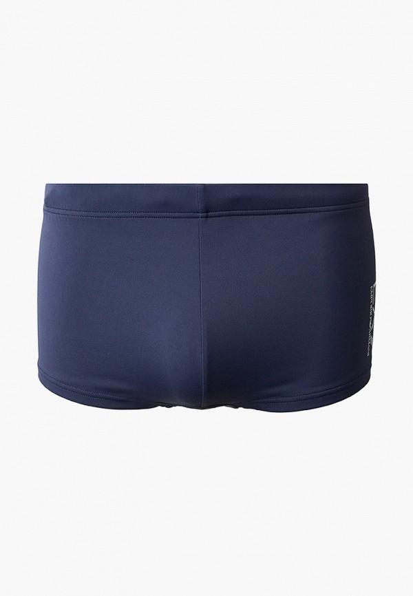мужские плавки ea7, синие
