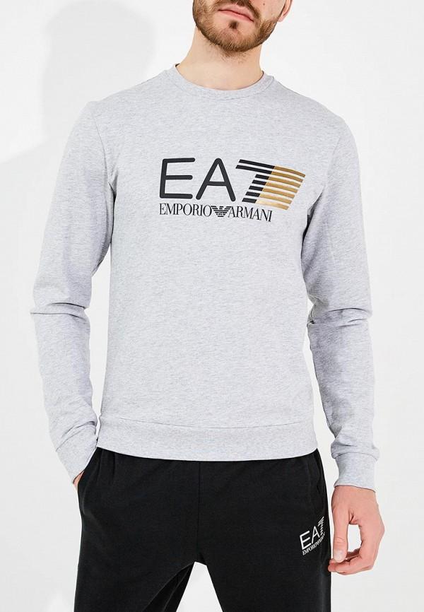 Свитшот EA7 EA7 EA002EMZUF70 свитшот ea7 ea7 ea002ewbodw9
