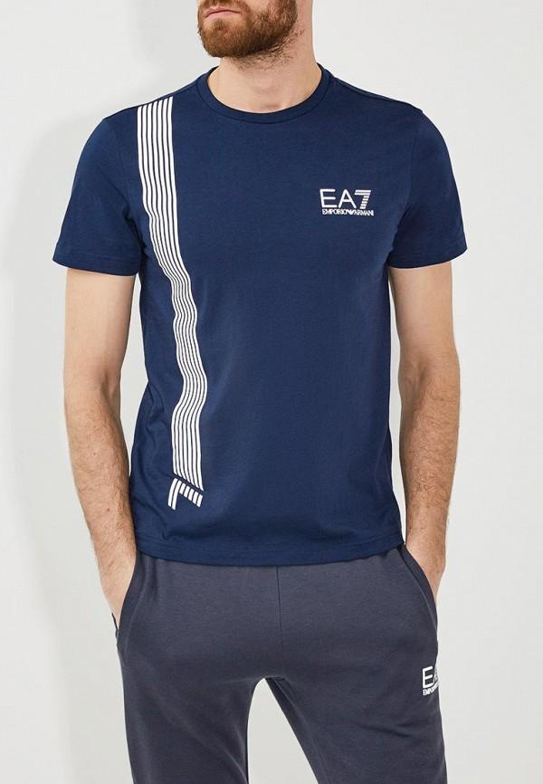 Футболка EA7 EA7 EA002EMZUF82 футболка ea7 3ztt71 tj12z 1200